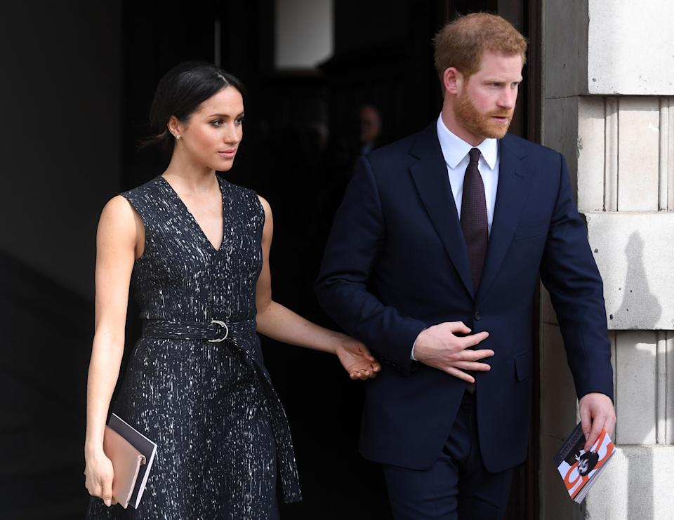 Prince Harry and Meghan Markle have been accused of being 'difficult'