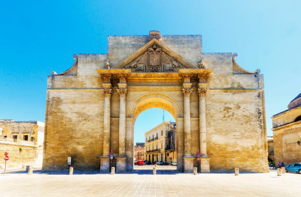 Lecce is worth a day trip - getty