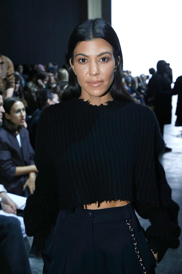 "<p>Kourtney Kardashian said on her app and website that she <em>never</em> uses microwaves. ""When I had Mason, I did a lot of health-related research and decided to get rid of my microwave when I read that toxins from plastic containers can be transferred to food when reheated (this applies to BPA-free plastic containers too),"" she wrote. But scientists say there's <a rel=""nofollow"" href=""https://www.health.harvard.edu/staying-healthy/microwaving-food-in-plastic-dangerous-or-not"">no need to forego the convenience of your microwave oven</a>, so long as you're following the manufacturer's instructions.</p>"