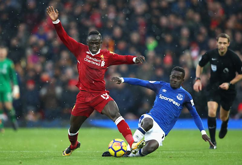 Cuco Martina Sadio Mane Liverpool Everton