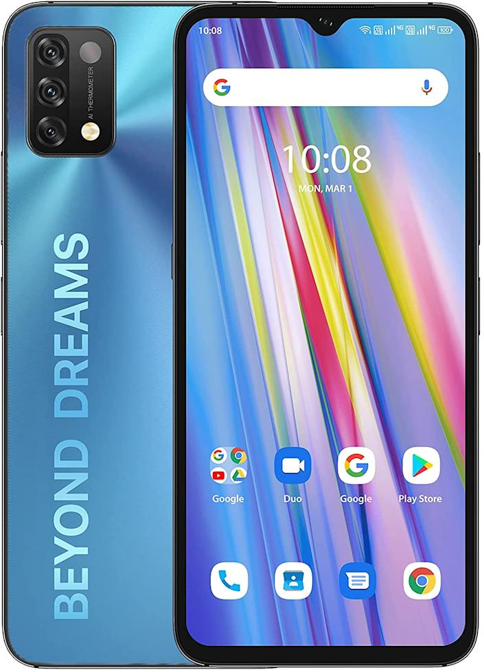 The UMIDIGI A11 Cell Phone is currently on sale for $212 on Amazon Canada. Image via Amazon.