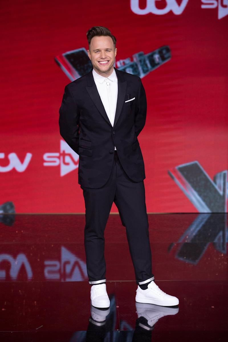 Angela Merkel Nude olly murs explains nude photo after the voice win