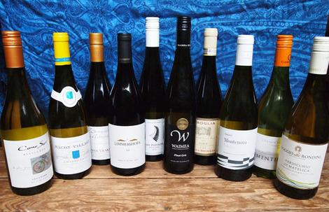 10 great dinner party white wines under £15