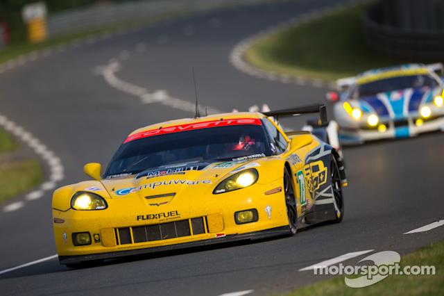 "2013: #73 Corvette Racing Corvette C6.R: Jordan Taylor, Antonio Garcia, Jan Magnussen <span class=""copyright"">James Holland</span>"