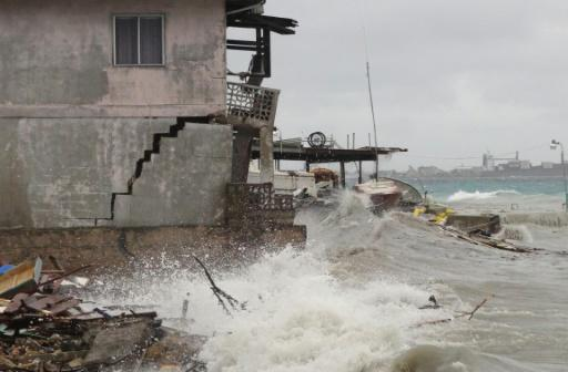 Some of the PIF's small island nations fear they will sink beneath rising seas, while others are regularly battered by devastating storms fuelled by the changing climate