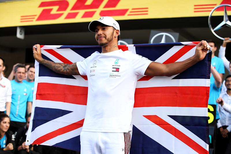 Lewis Hamilton named Peta person of the year