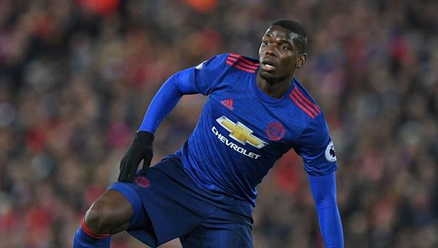 <p><strong>Times home kit worn: 28</strong></p> <p><strong>Times away kit worn: 6</strong></p> <p><strong>Times third kit worn: 4</strong></p> <br><p>Manchester United supporters only got to see their side don the blue away strip on six occasions last season, with the Red Devils alternating with a white and grey third kit - to boost their merchandise sales presumably. </p>