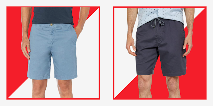 <p>If last year was one big foray into the world of loungewear, this year is about figuring out how to get back to normal clothing while still retaining a bit of the comfort we've come to rely on during the last few months. Shorts are the best of both worlds: They're less constricting than jeans or chinos, and the right pair can have you looking put-together in no time. </p><p>To find the best of the best, we went to Amazon. Among the standard mix of colorful cotton options and classic khakis, we also found shorts with elastic waists, terry cloth fabrics, and stretchy, breathable designs—in other words, you don't have to sacrifice the comfort you've become accustomed to in the name of summer style. Keep reading to shop our picks for the 10 best men's shorts. Oh, and did we mention that everything's under $100? If you've been on a fruitless hunt for cheap men's shorts, your search ends here. <br></p>