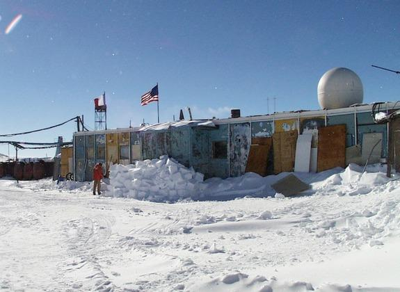 Potential New Antarctica Bacteria Actually Contamination