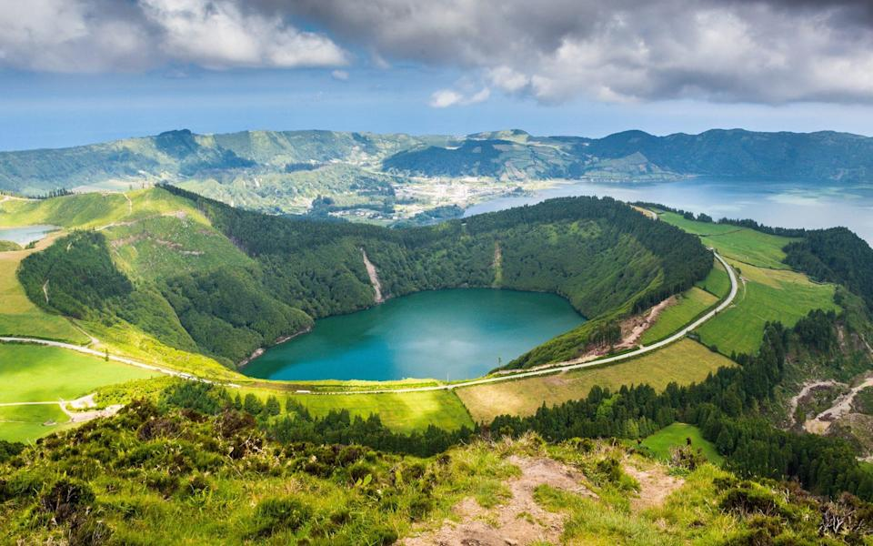 How about a trip to the Azores?