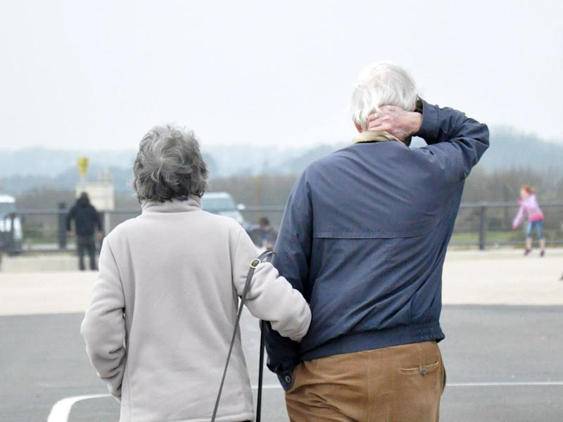 The full state pension is £159.55 per week, although the actual amount a person receives depends on the National Insurance contributions they have made over their lifetime: PA