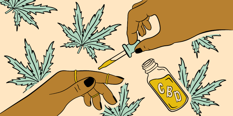 Everything to need to know about CBD, the hyped-up and confusing skin care ingredient