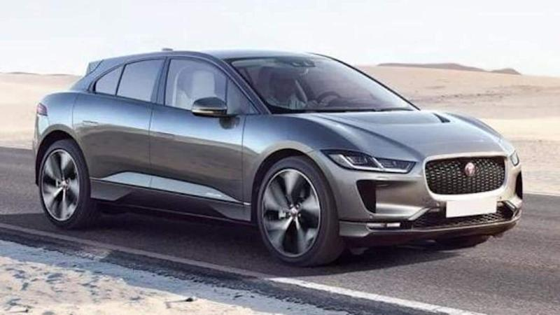 Ahead of launch in India, Jaguar I-Pace