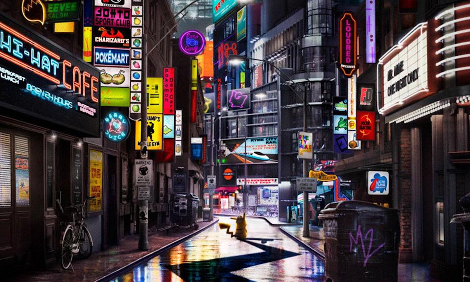 <p>A young man joins forces with Detective Pikachu (Ryan Reynolds) to unravel the mystery behind his father's disappearance.<br>Chasing clues through the streets of Rhyme City, the dynamic duo soon discover a devious plot that poses a threat to the Pokémon universe. </p>