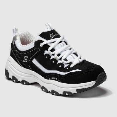 <p>These <span>S Sport by Skechers Gabie Lace Up Training Sneakers</span> ($40) look like casual sneakers, but they're made for training.</p>