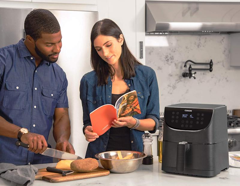 Now features 5.8 quarts of cooking space! (Photo: Amazon)