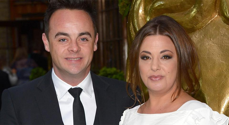Ant's marriage to Lisa is said to be 'on the rocks'. Copyright: [AP]