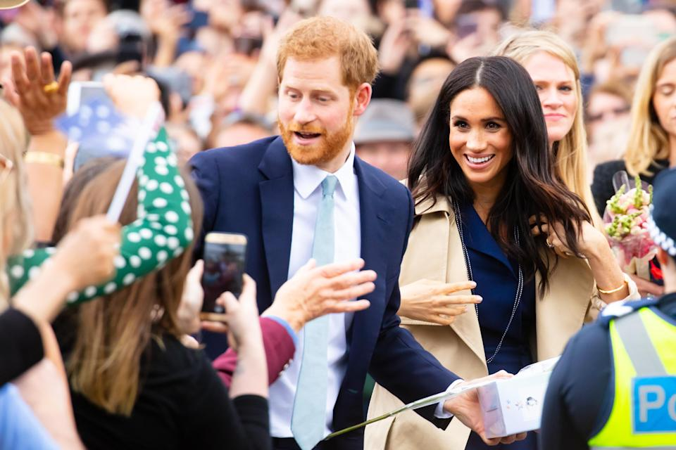 Could marital happiness be causing Prince Harry's hair to thin? [Photo: Rex/Shuttershock]