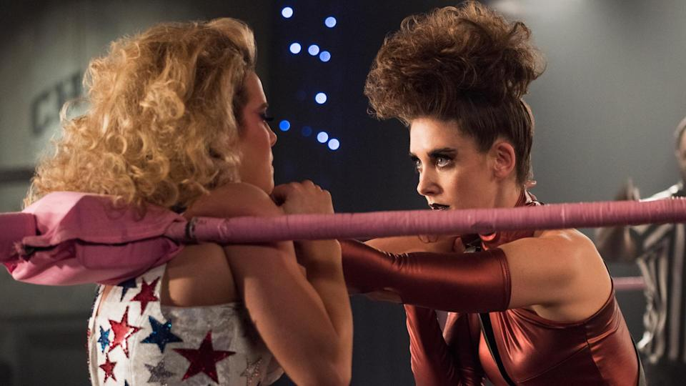 GLOW – one of the best Netflix shows