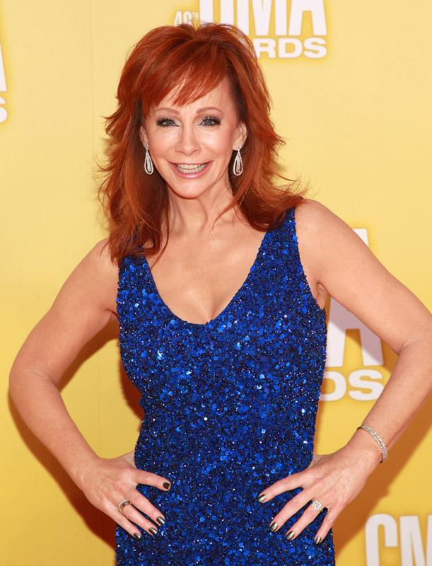 Reba McEntire 46th Annual CMA Awards - Arrivals