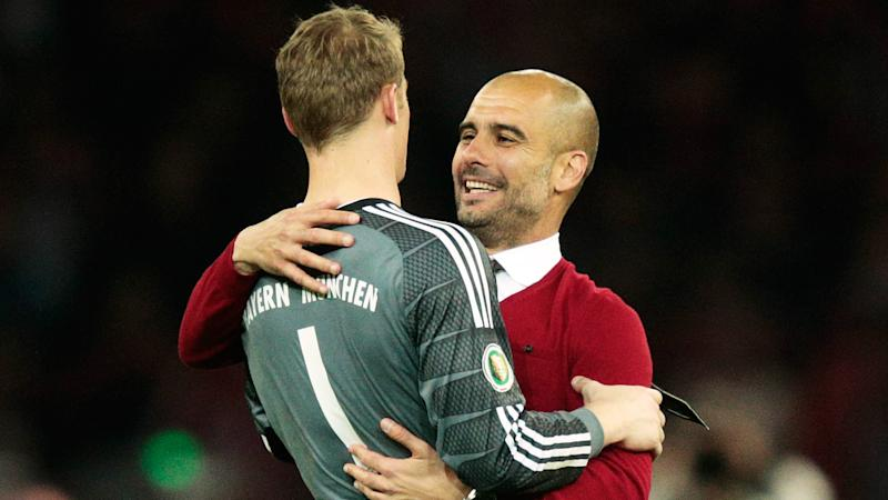 Neuer happy to hear City speculation but denies Guardiola approach