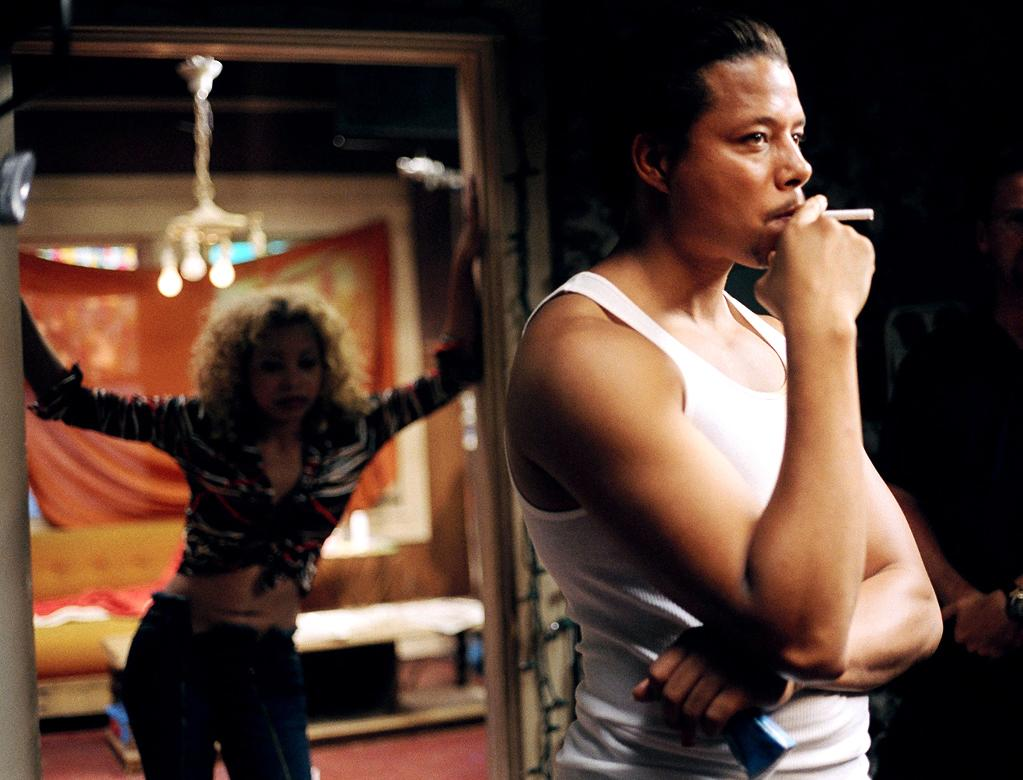 "<p class=""MsoPlainText"">""<a href=""http://movies.yahoo.com/movie/hustle-and-flow/"">Hustle & Flow</a>"" (2005): Terence Howard's star turning performance generated a bunch of buzz, which prompted Paramount Classics to fork over $9 million on distribution rights and another $7 million dollars all told. The film cost $2.8 million to make, and it only raked in a little bit more than $22 million domestic and less than $2 million abroad. But it did receive 2 Oscar noms, won 1 for Best Original Song, and taught millions of people that ""It's Hard Out Here For A Pimp"".</p>"