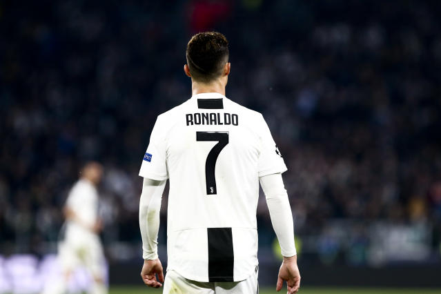 Cristiano Ronaldo is not unscathed despite the fact he won't be charged with rape. (Getty)