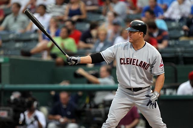 There was only one capital-H, capital-R Home Run in Jim Thome's career. (Getty Images)