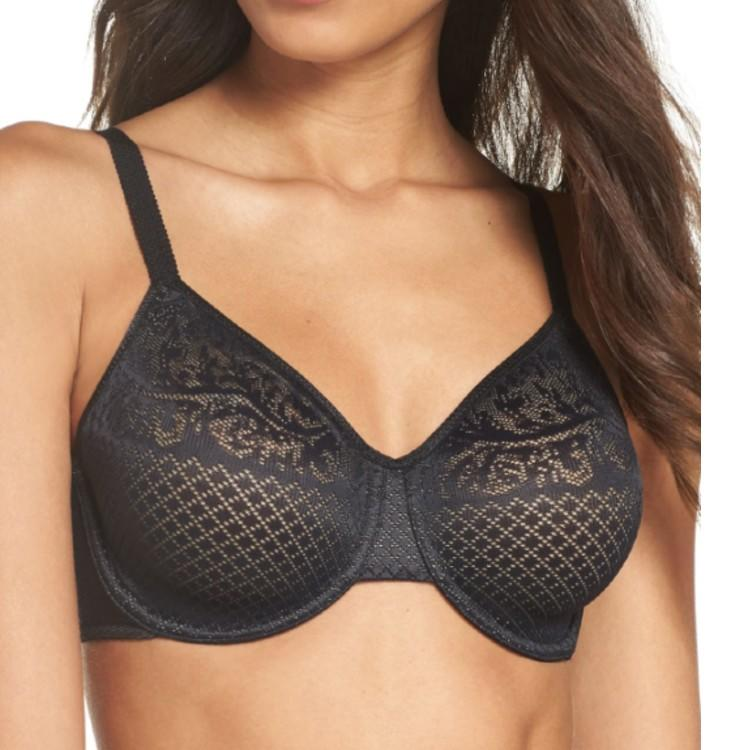 Your clothes will fit like a charm with this minimizer bra. (Photo: Nordstrom)
