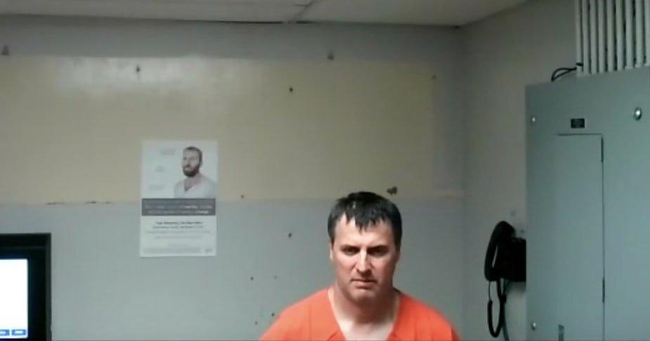"""<div class=""""inline-image__caption""""><p>Paul James Bieker appeared in court on Wednesday.</p></div> <div class=""""inline-image__credit"""">Grays Harbor County Superior Court</div>"""