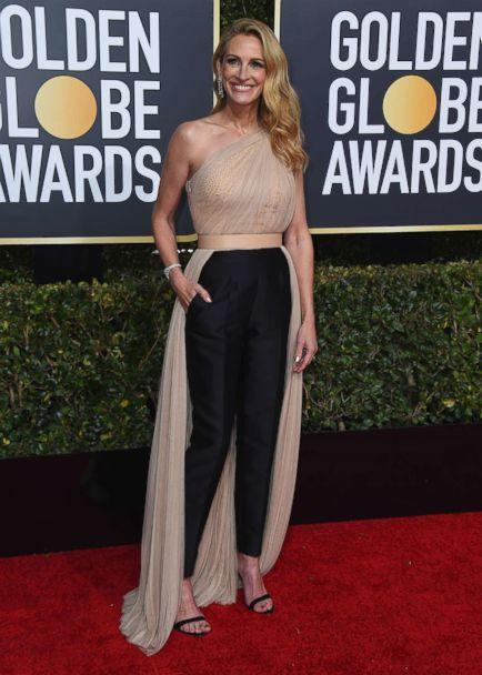 PHOTO: Julia Roberts attends the 76th annual Golden Globe awards at the Beverly Hilton Hotel, Jan. 6, 2019 in Beverly Hills, Calif. (Jordan Strauss/Invision/AP)
