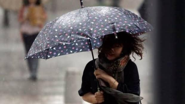 Winds - with gusts as strong as 110 km/h - hail, even a tornado is possible this evening, says a severe thunderstorm watch, from Environment Canada Tuesday afternoon.  (CBC - image credit)