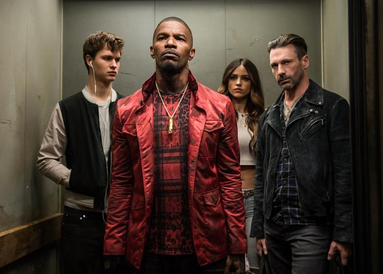 Edgar Wright's Baby Driver Gets A Blistering First Trailer