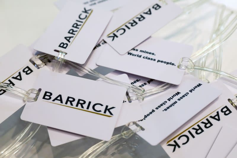 Canada's Barrick Gold considers switching primary stock listing to NYSE: WSJ