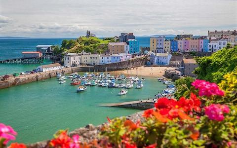 Tenby - Credit: Billy Stock