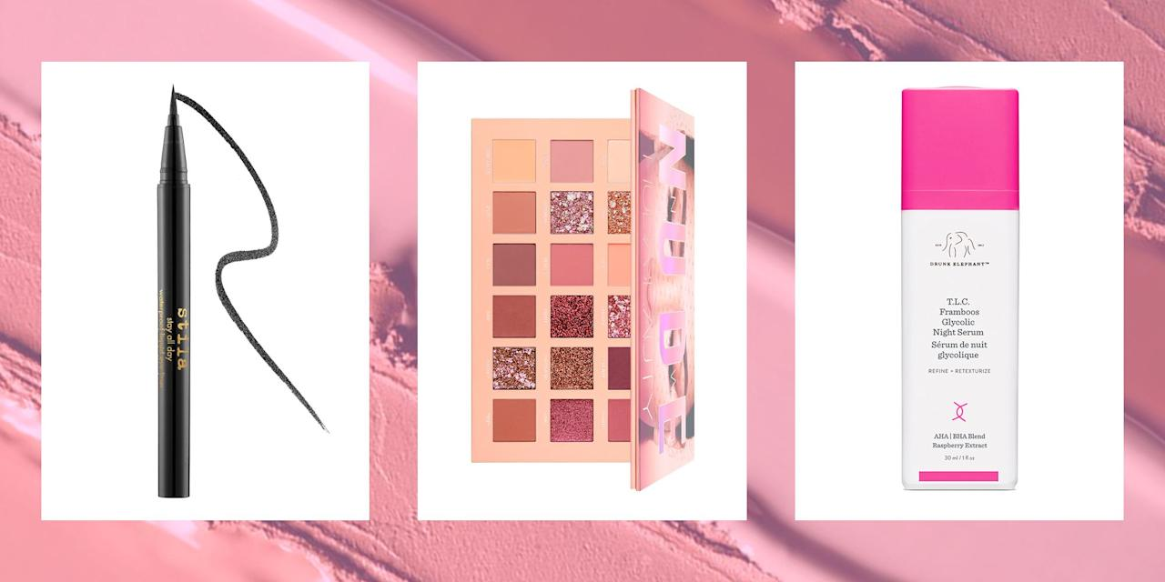 """<p>Ever wondered what beauty products are sending the US crazy? We hit up America's biggest cosmetics store, <a rel=""""nofollow"""" href=""""http://www.sephora.com/"""">Sephora</a>, to find out which products are constantly selling out in the States. </p><p>These are their top 14 best sellers right now, and we've tracked them ALL down here in the UK - get ready to see what all the fuss is about... </p>"""