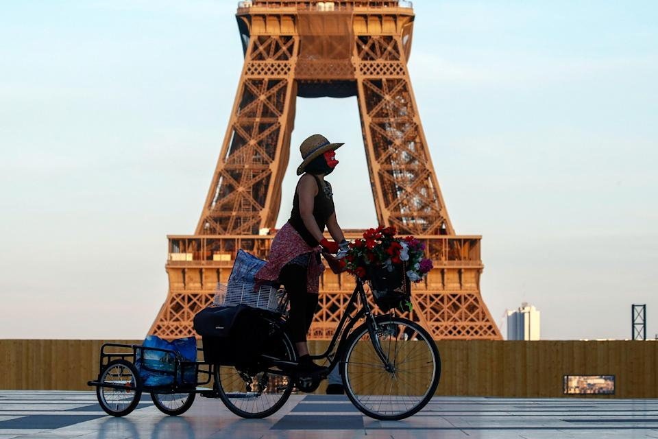 <p>The data comes just days after the country eased some of its lockdown restrictions</p> (REUTERS)