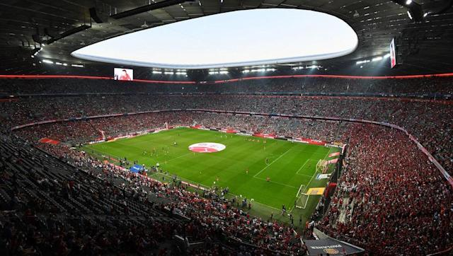 <p><strong>Average attendance: 75,000</strong></p> <p>Stadium capacity: 75,000</p> <p>Occupancy rate: 100%</p> <br><p>The only stadium in this list that is a sell out for every single game, Bayern Munich's Allianz Arena is a sight to see on match day. A replacement for the Bavarian side's former home, the Olympiastadion, it is now the fully fledged home of Germany's most successful side. </p>