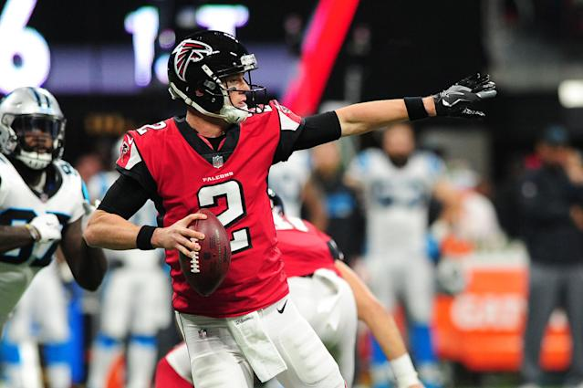 NFL Wild Card Playoffs: Predictions for Falcons at Rams, Titans at Chiefs, Panthers at Saints and Bills at Jaguars