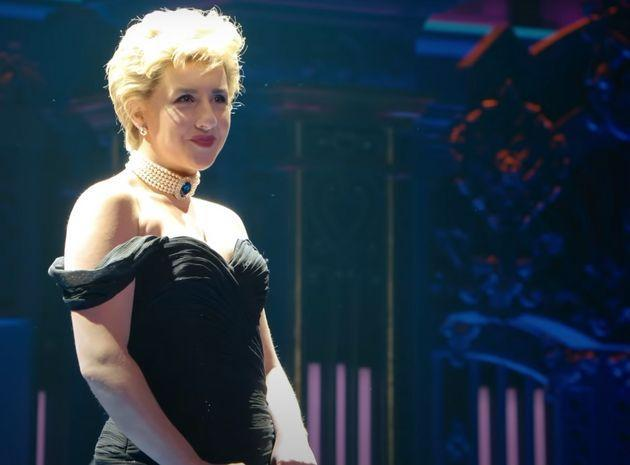 Diana: The Musical will begin streaming in October (Photo: Netflix)