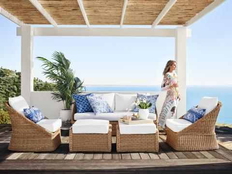 WILLIAMS SONOMA AND WILLIAMS SONOMA HOME LAUNCH NEW TRAVEL-INSPIRED COLLECTION WITH AERIN LAUDER