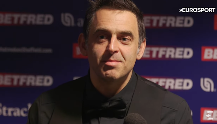 O'Sullivan's Crucible defence came to an end after losing a titanic Friday night tussle against underdog McGill