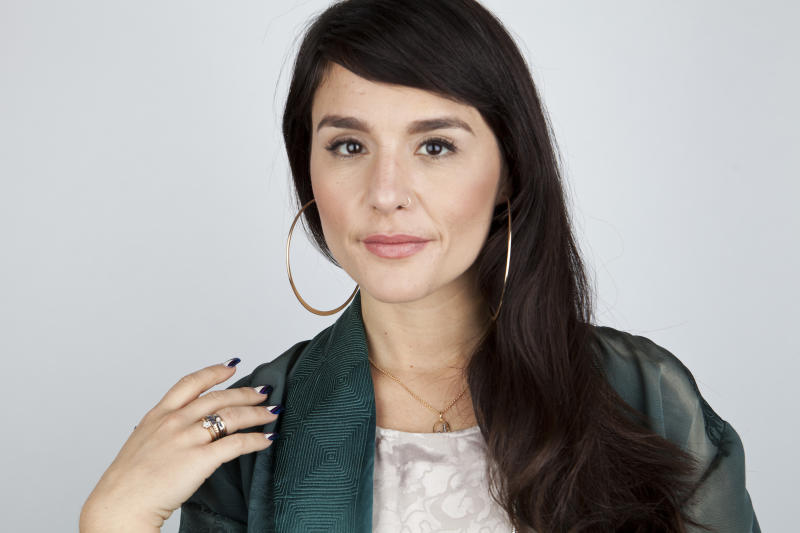UK's Jessie Ware finds her confidence in music