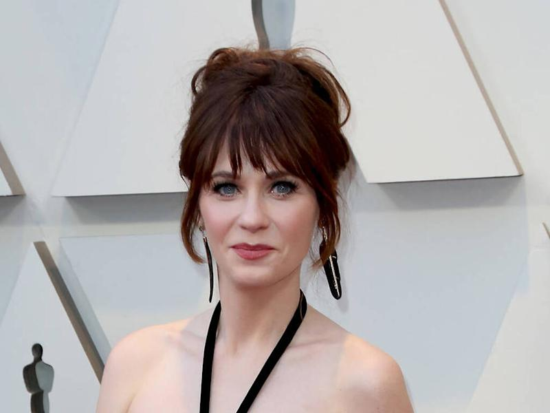 Zooey Deschanel and Jonathan Scott experienced love at first sight