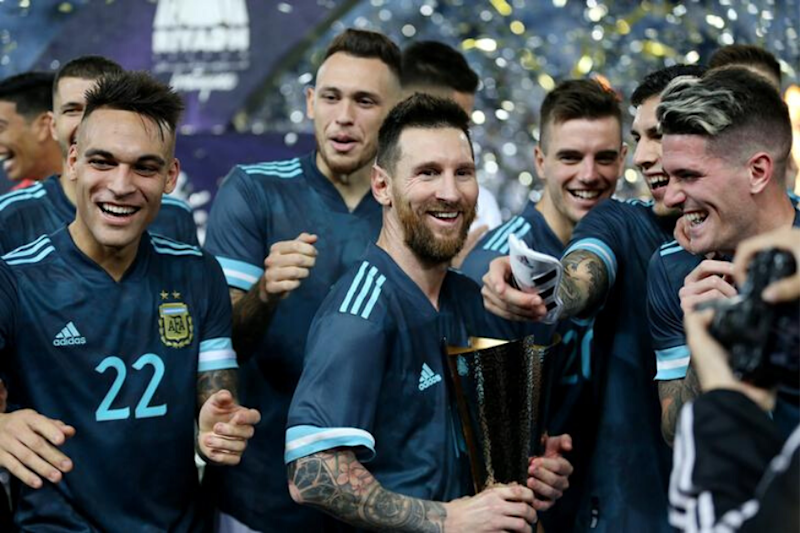 Lionel Messi Scores on Argentina Return to Sink Brazil in Friendly