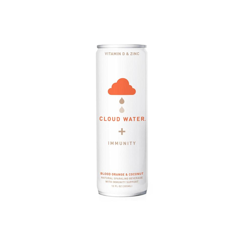 <p><span>Cloud Water + Immunity</span> ($40 for 12) provides 100 percent of your recommended daily intake of vitamin D and zinc in just one serving. Rather than being sweetened with refined stevia and erythritol, these drinks are naturally sweetened with organic wildflower honey - an ingredient that can help soothe a sore throat if you happen to get a cold.</p>