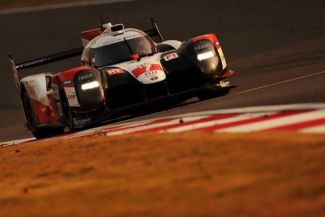Toyota: Success handicap too big at Shanghai
