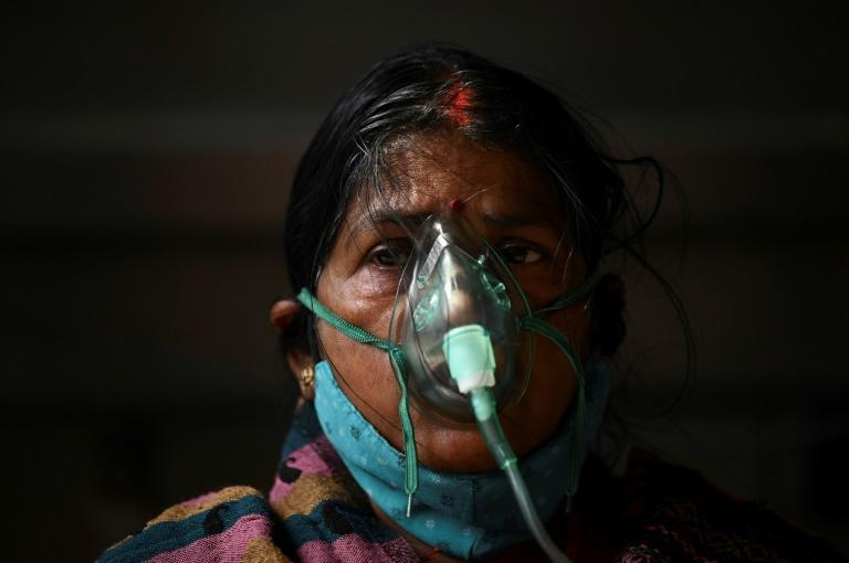 Oxygen shortages have exacerbated a devastating second wave of Covid-19 infections in India as total cases near 20 million