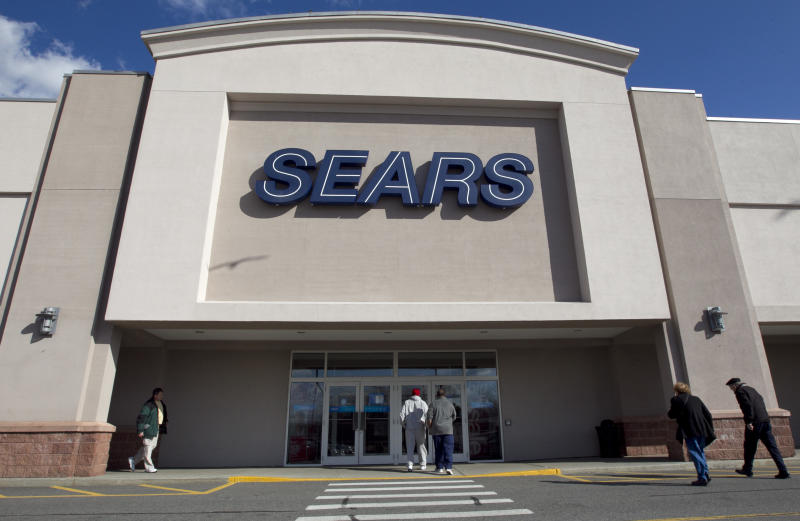 Sears 3Q loss widens as sales soften at stores