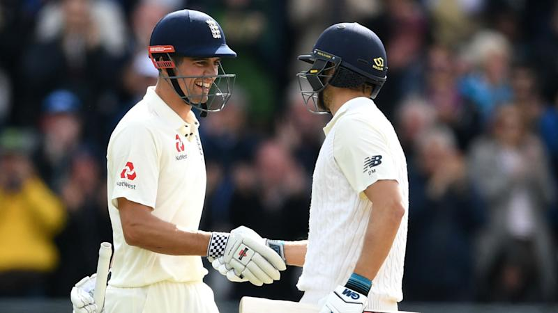 I had the best seat in the house for Cook masterclass - Malan